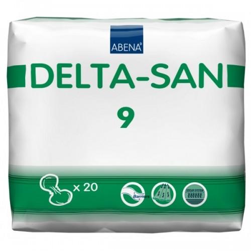 ABENA DELTA SAN 9 - 2200 ML
